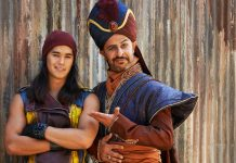 disney personnage character descendants jafar