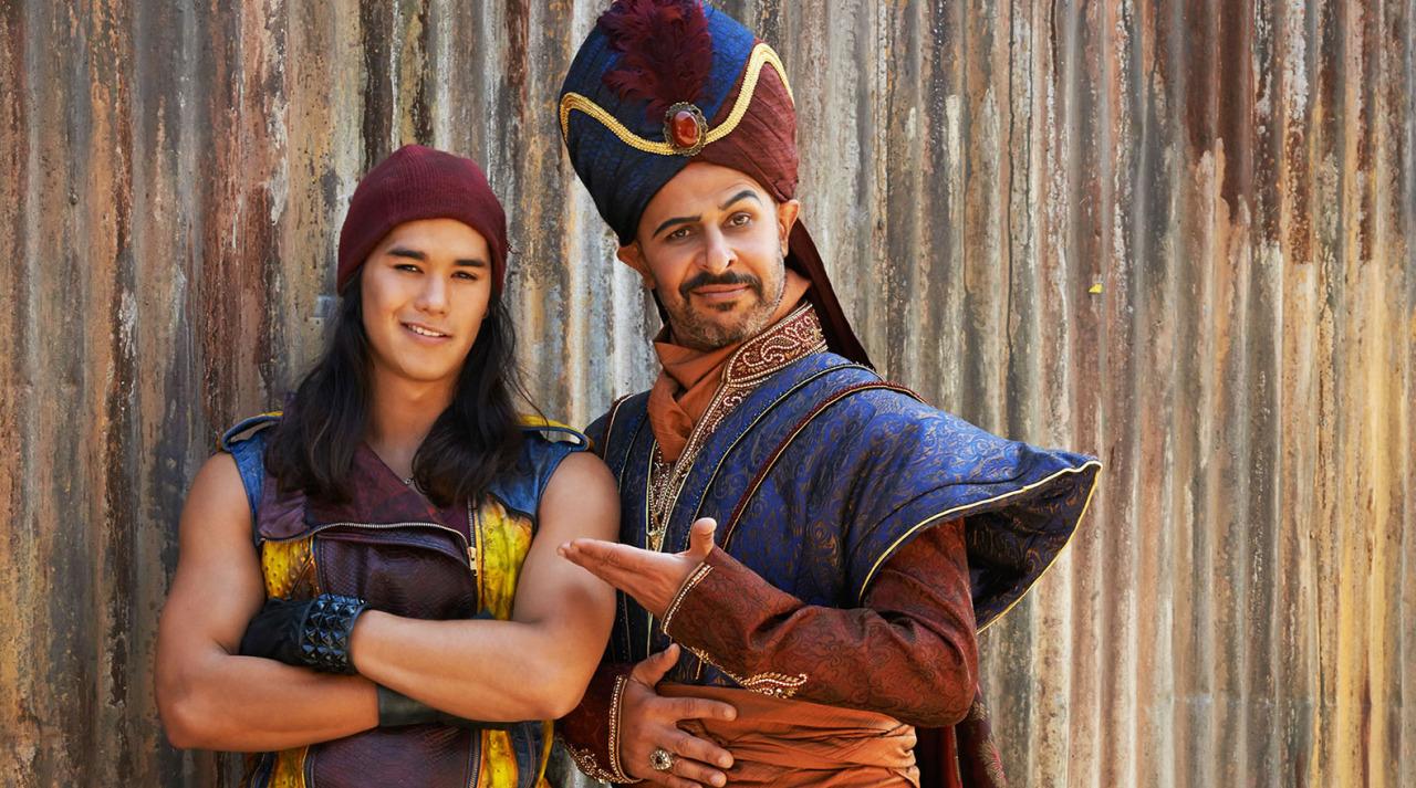 disney personnage character descendants jafar