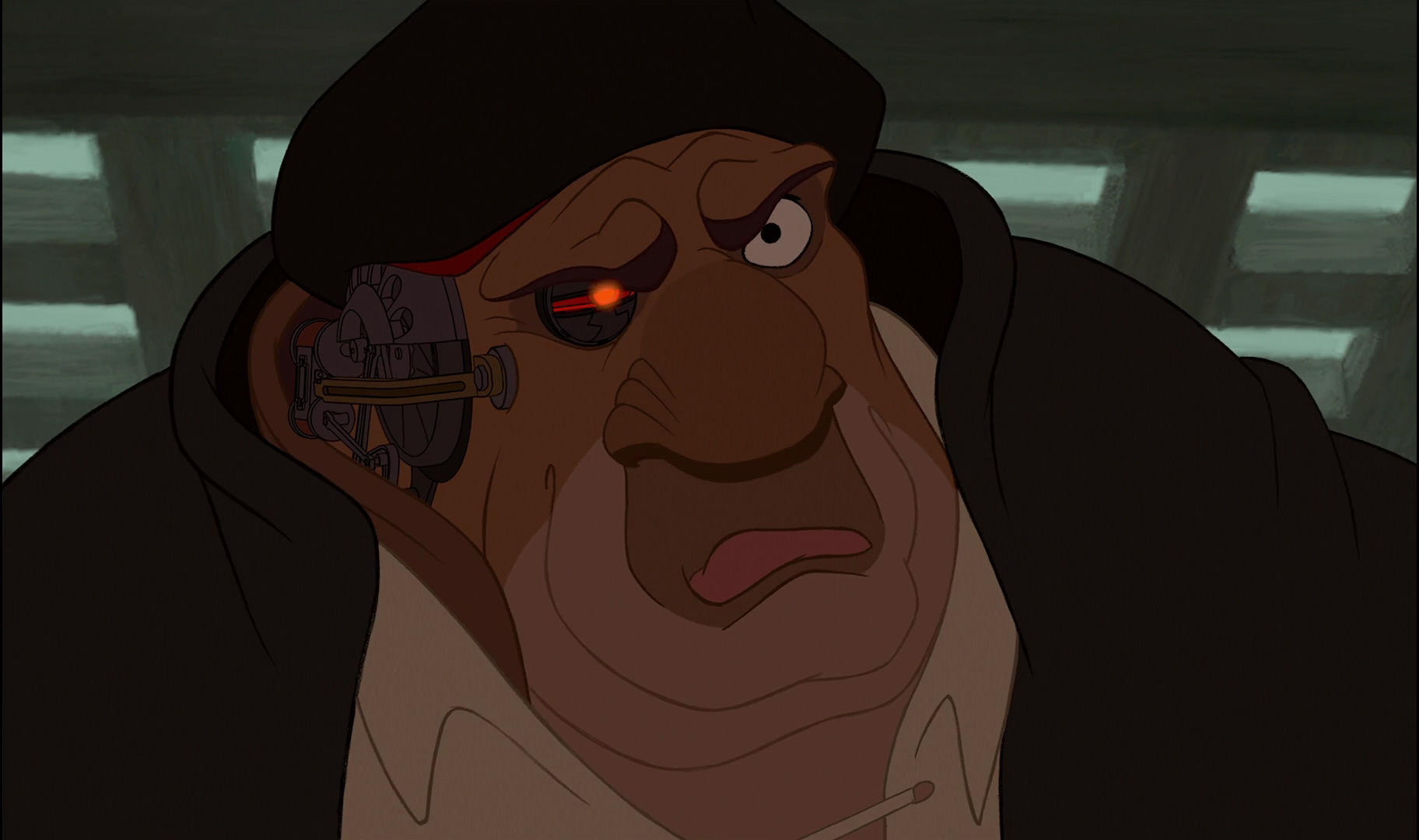 john silver personnage planete tresor character disney treasure