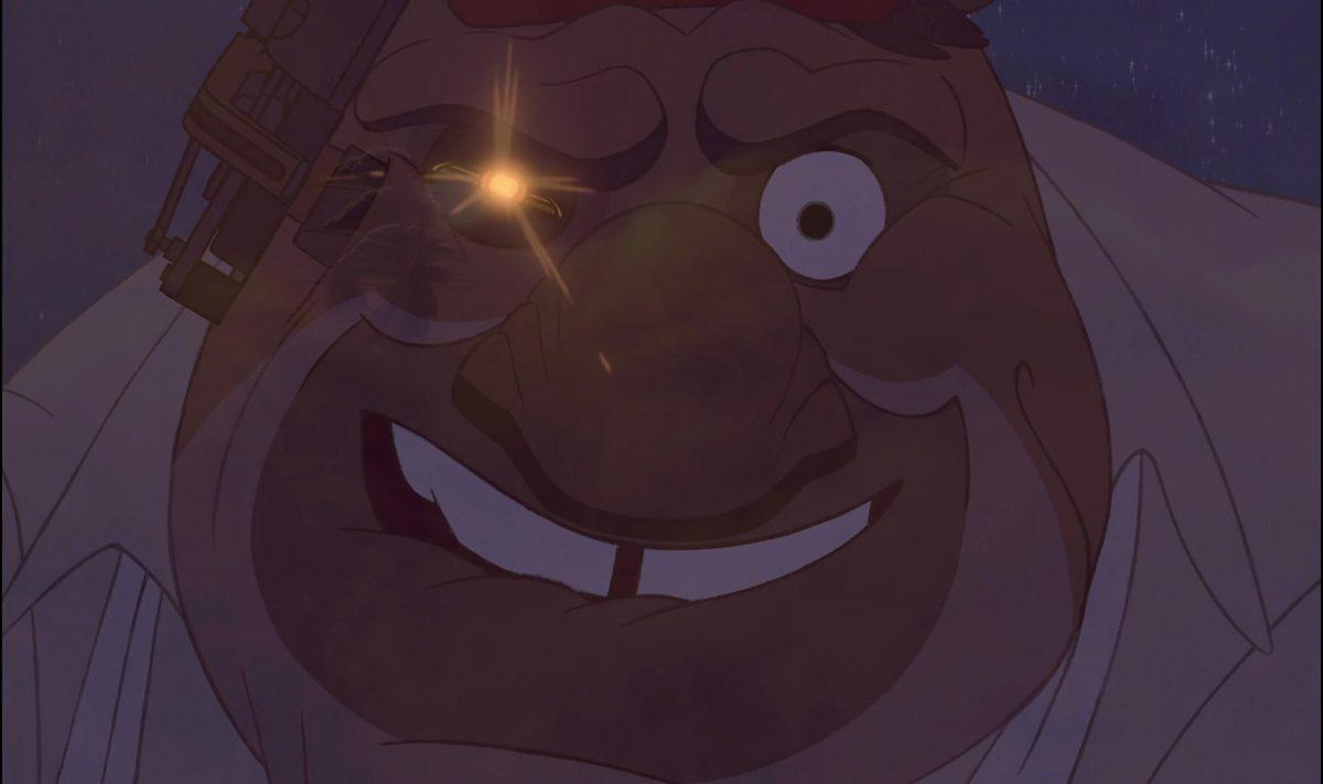 john silver  personnage planete tresor character disney treasure