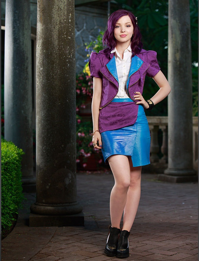 disney personnage character descendants mal
