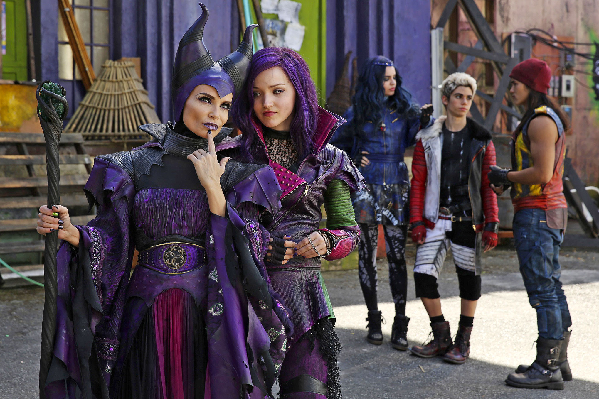 disney personnage character descendants maléfique maleficent