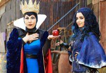 disney personnage character descendants méchante reine evil queen