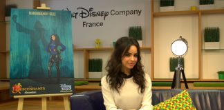 Disney Sofia Carson Descendants channel original movies
