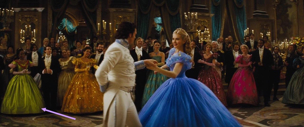 Les Clins D Oeil Dans Cendrillon Le Film Disney Planet