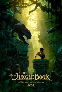 Illustration Disney Le Livre de la Jungle Le Film 2016 D23