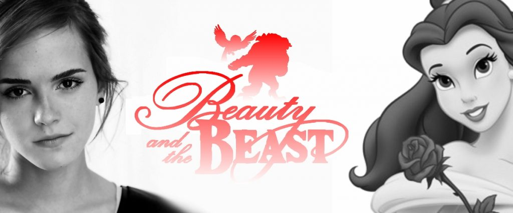 Montage Disney Planet fr Beauty and the beast Disney la belle et la bête