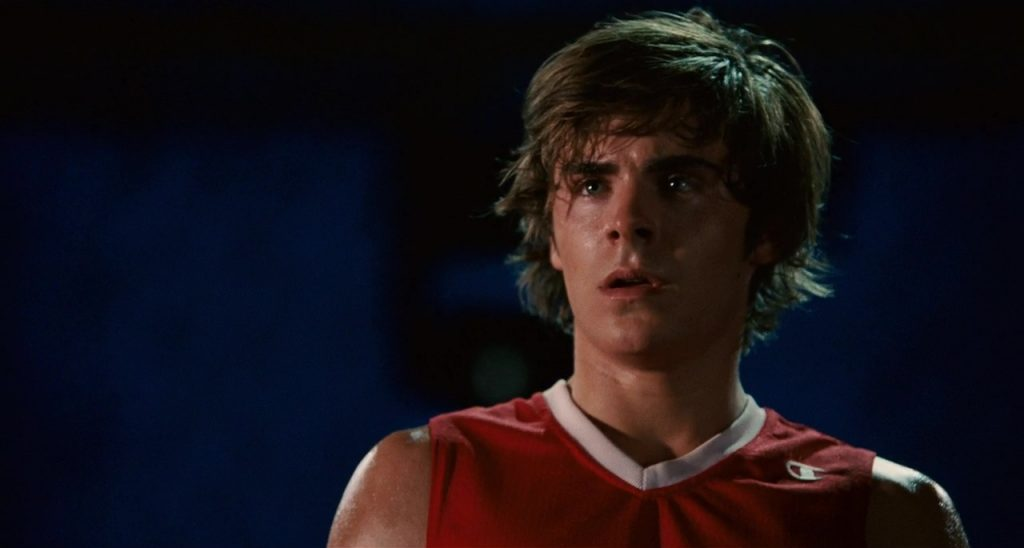 disney channel original movie high school musical troy bolton