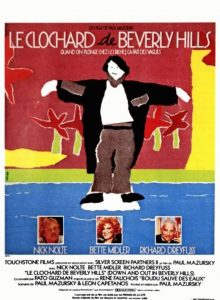 affiche clochard beverly hiils touchtone pictures disney