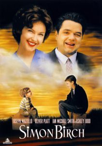 affiche simon birch caravan pictures disney film
