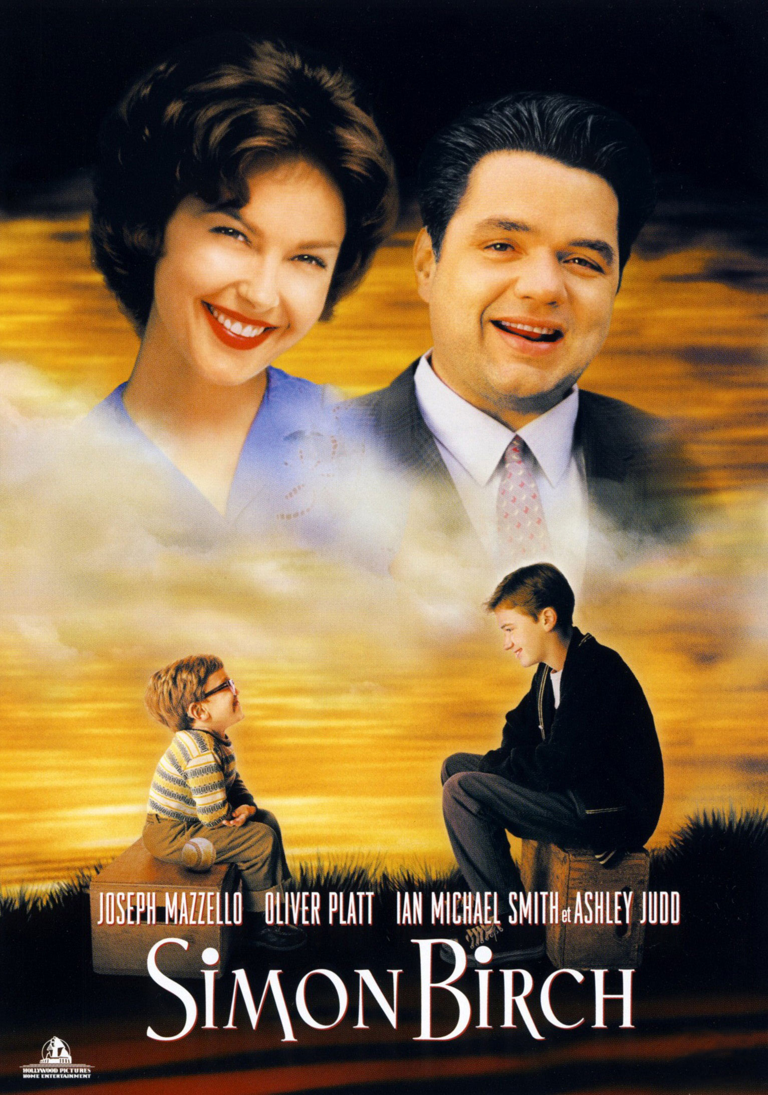 a personal analysis of the film simon birch
