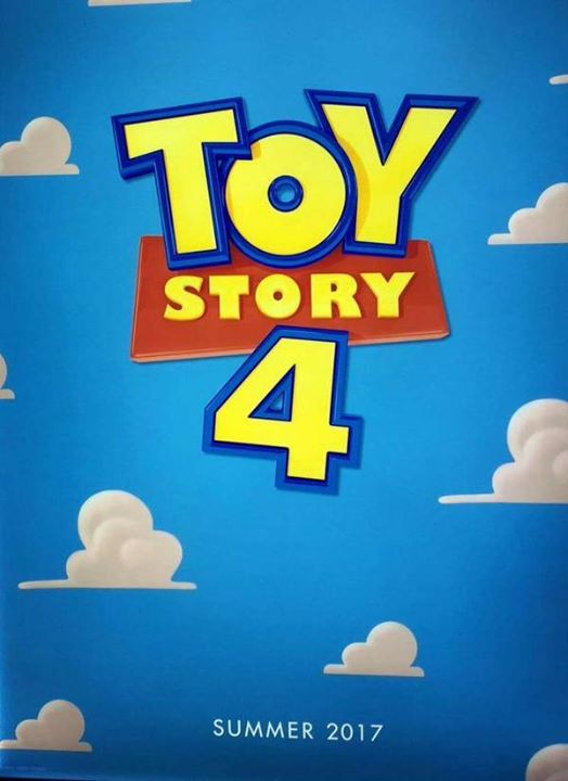 affiche toy story 4 pixar disney