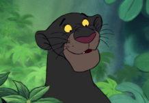 bagheera personnage livre jungle book disney character