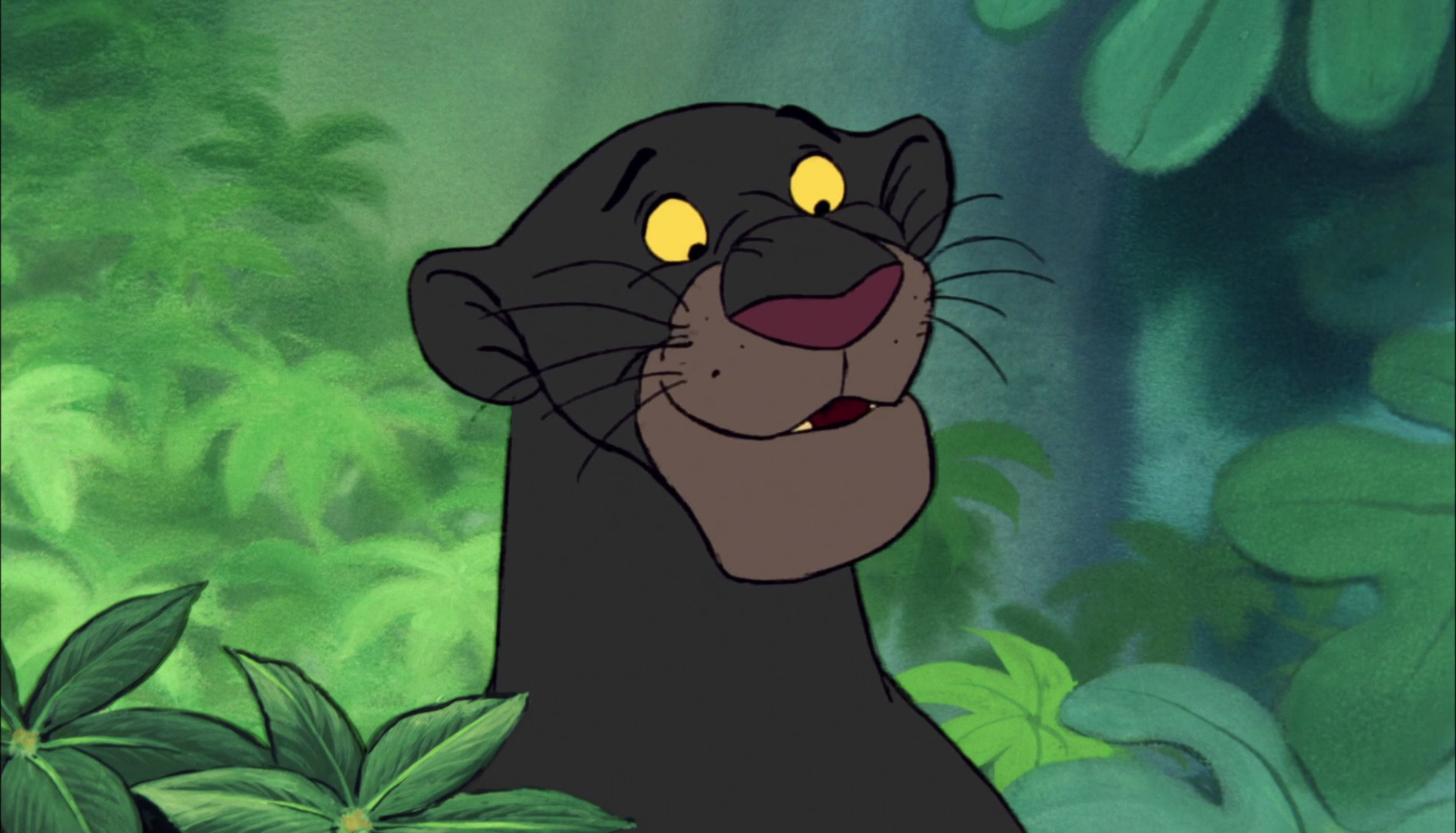 Bagheera Personnage Dans Le Livre De La Jungle Disney