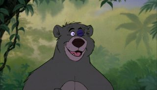 baloo personnage livre jungle book disney character