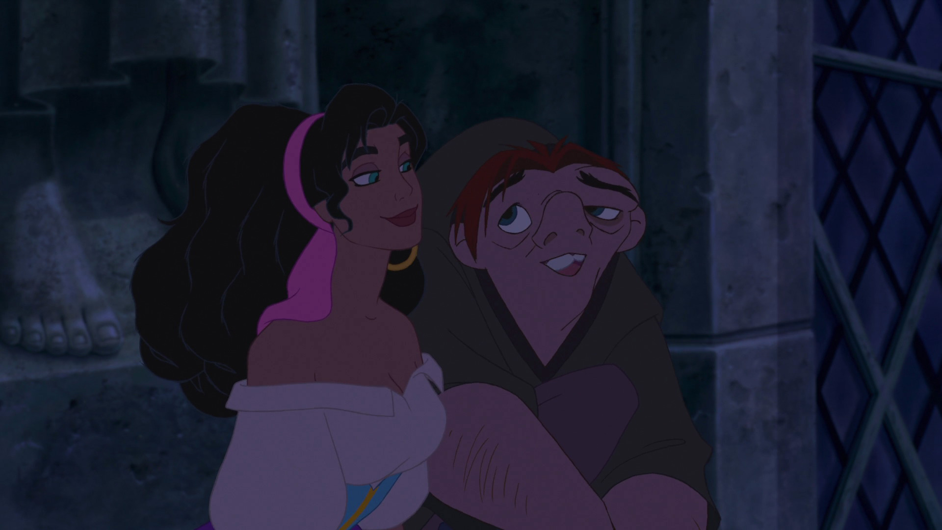 an analysis of the hunchback of notre dame Free summary and analysis of the events in victor hugo's the hunchback of notre-dame that won't make you snore we promise.