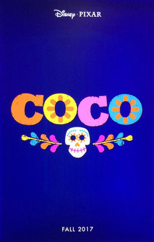 pixar disney coco affiche poster dia de los muertos