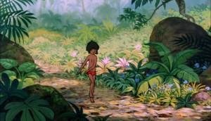comparaison mowgli livre jungle moustique merlin enchanteur