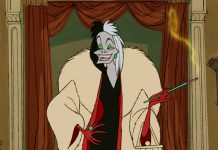 cruella enfer personnage 101 dalmatiens disney film animation
