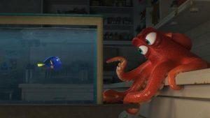 hank monde dory finding pixar disney