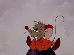 jaq disney personnage character cendrillon cinderella