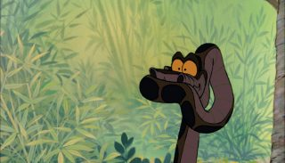 kaa personnage livre jungle book disney character