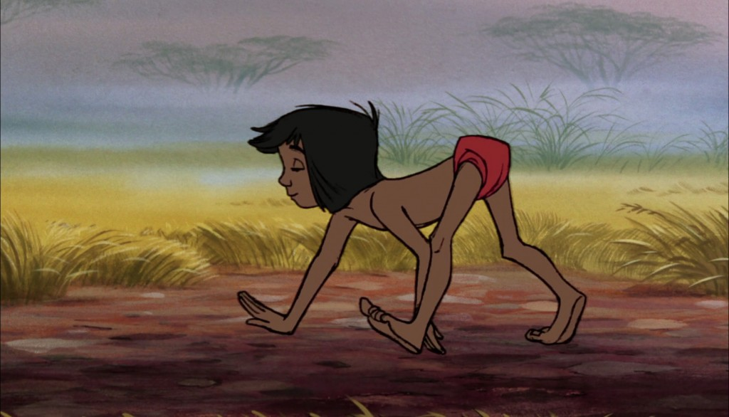 mowgli personnage livre jungle disney film
