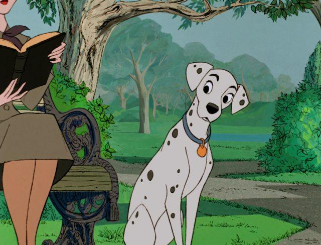 perdita personnage character 101 dalmatiens dalmatians disney animation
