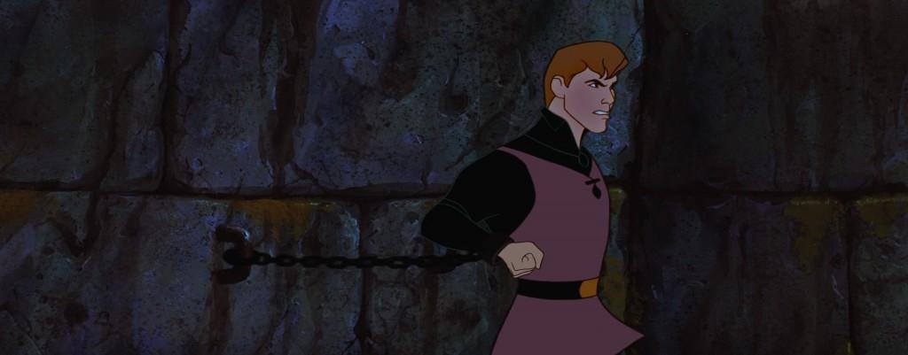 prince Philippe personnage belle bois dormant disney film