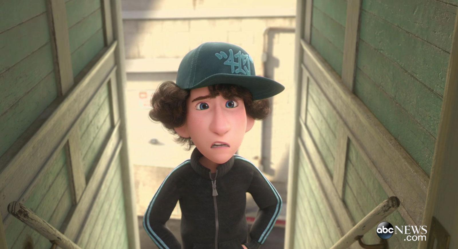 image premier rendez-vous riley first date disney pixar