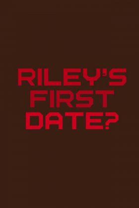 Affiche Riley premiez rendez-vous First Date Pixar Disney