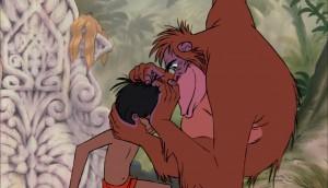 roi louie  personnage le livre de la jungle book disney character