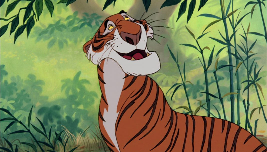 shere khan personnage livre jungle disney film