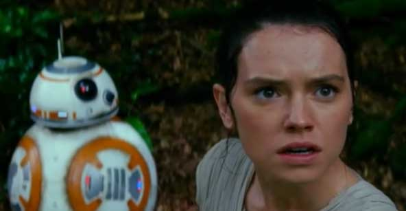 star wars 7 le réveil de la force awakens VII