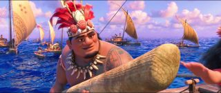 tui   personnage vaiana  legende bout monde moana disney character