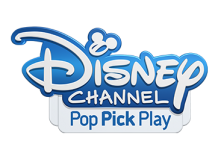 Illustration Disney Channel Pop Pick Play