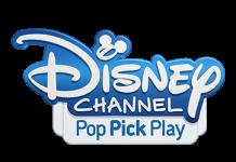 Illustration Disney Channel Pop Pick Play