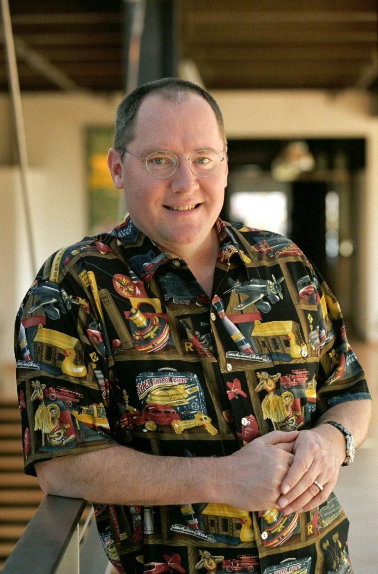 John Lasseter sera présent au Festival Lumière de Lyon.