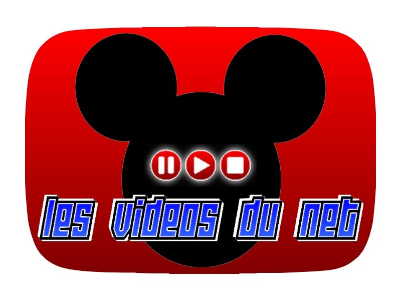 vidéo du net logo disney