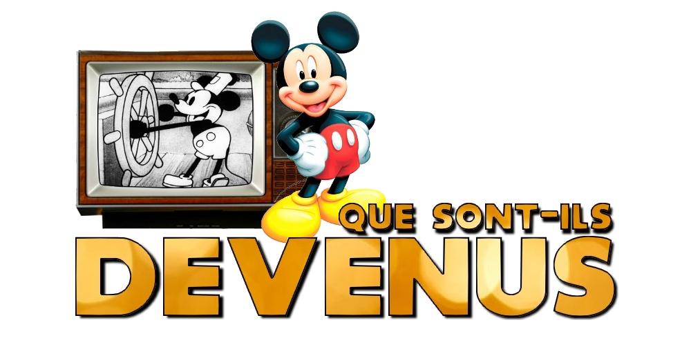 logo Disney Que sont ils devenus