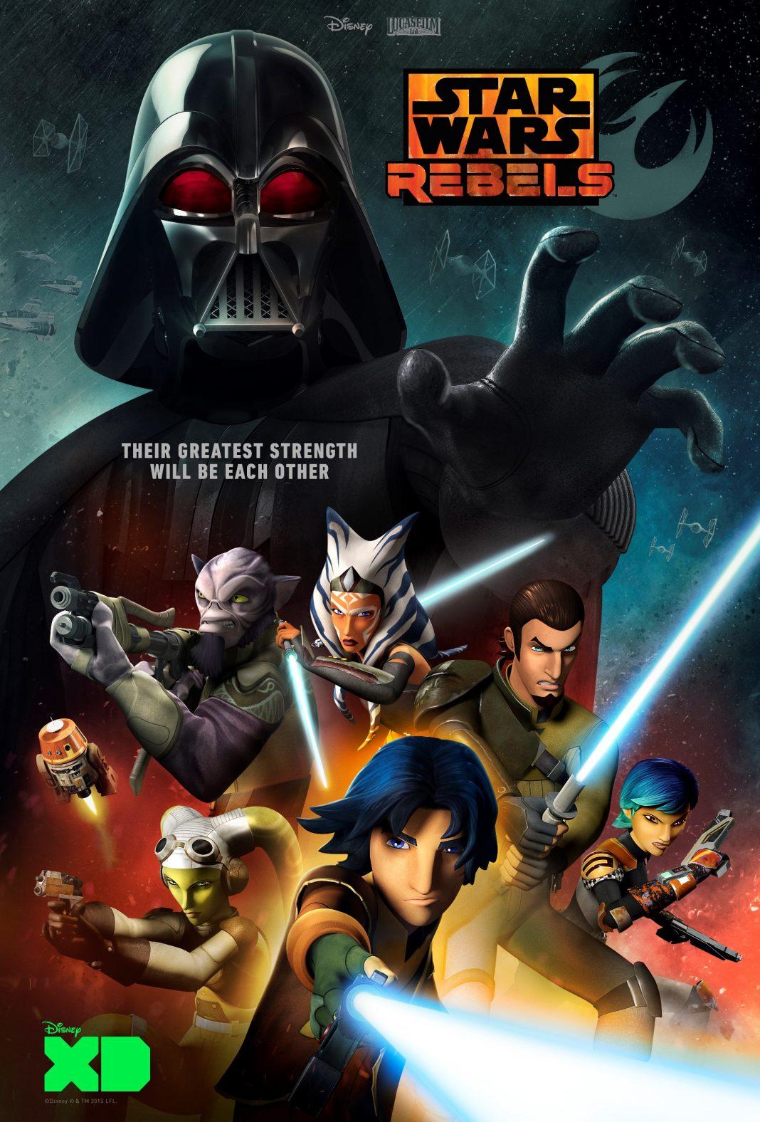 Star Wars Rebels Season2 Poster