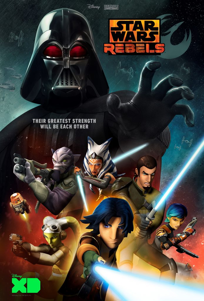 Star Wars Rebels Season2 Poster