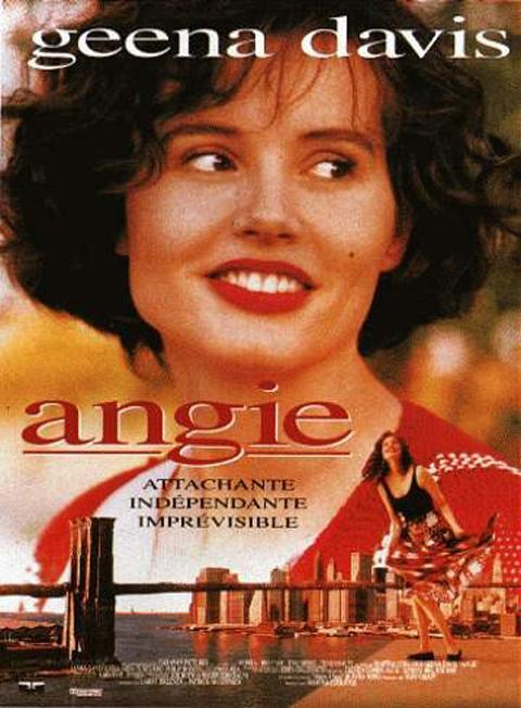 affiche angie touchstone pictures film disney