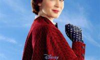 affiche poster retour mary poppins returns disney