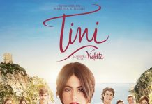 Affiche poster tini nouvelle vie violetta movie new life disney