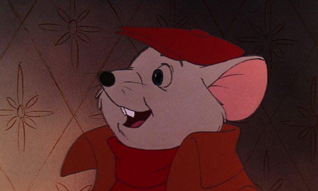 personnage character disney aventures bernard bianca rescuers