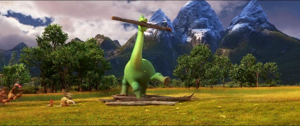 buck personnage character good dinosaur voyage arlo disney pixar