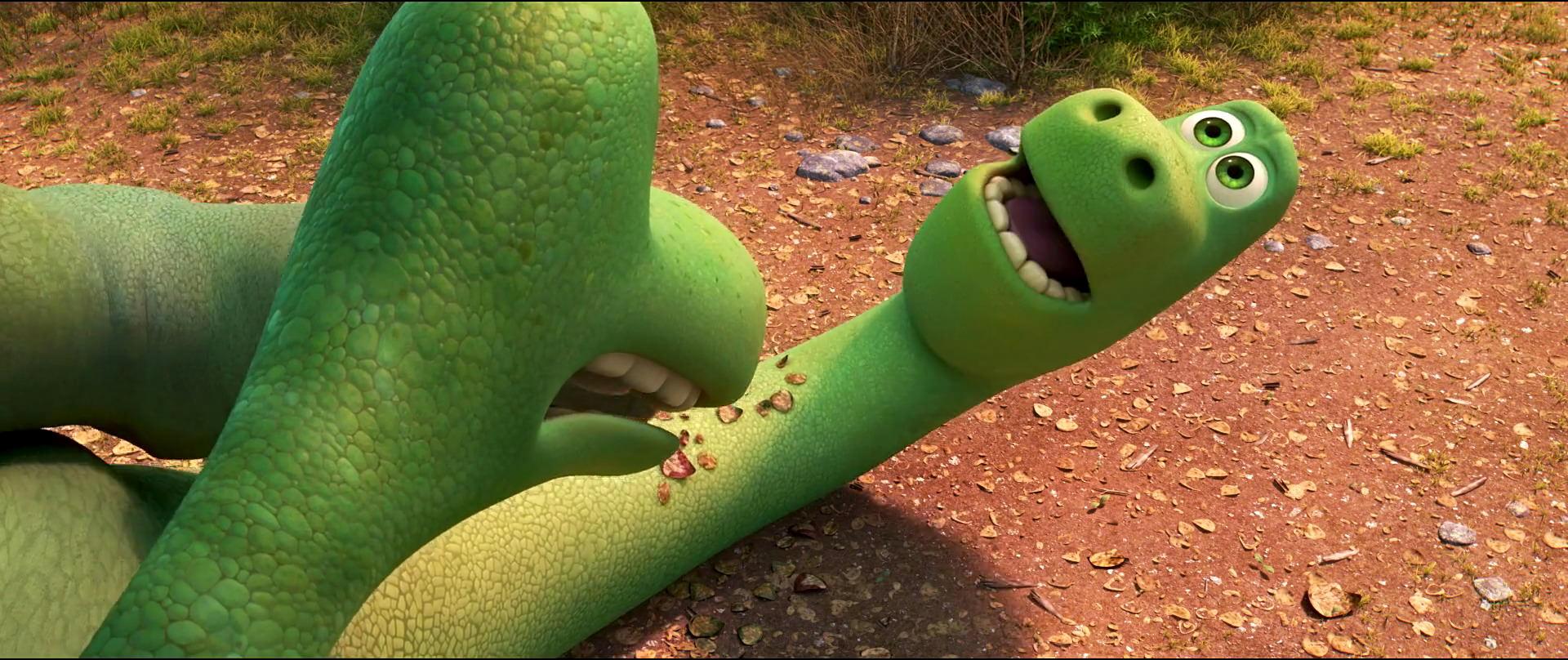 buck personnage character pixar disney voyage arlo good dinosaur