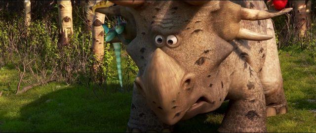 Forrest Woodbush collectionneur personnage character good dinosaur voyage arlo disney pixar