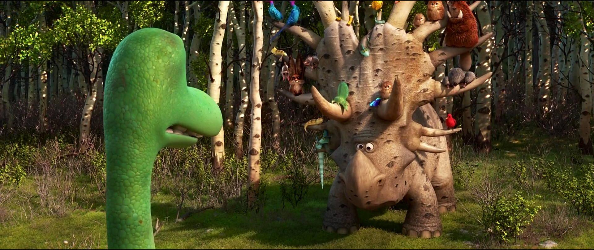 le collectionneur personnage dans le voyage d arlo pixar planet fr. Black Bedroom Furniture Sets. Home Design Ideas